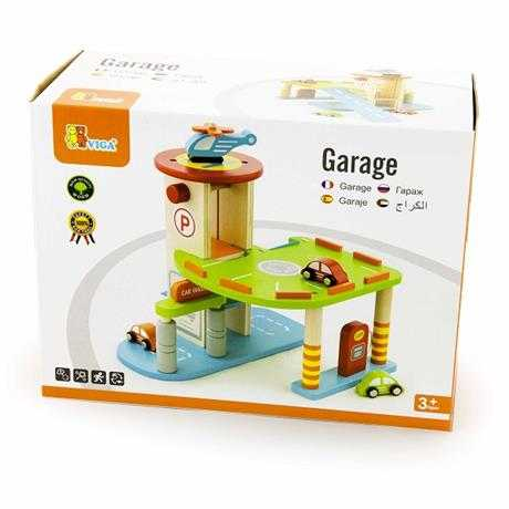 игровой набор гараж